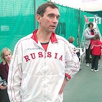мастер-класс для балашихинских теннисистов