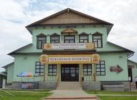 Чувашское подворье в знаменитой «Национальной деревне» Оренбурга