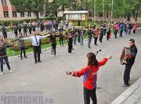 Чебоксарский педагогический колледж провел свой традиционный праздник спорта и здоровья.