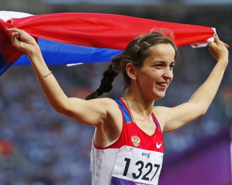 Паралимпийка Елена Иванова в предпоследний соревновательный день выиграла третье «золото» – в коротком спринте, с результатом 14,44 секунды.