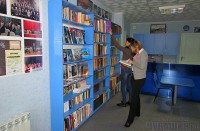 библиотека микрорайон байконур