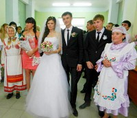 фестиваль национальных свадеб