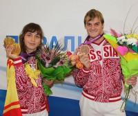 Елена Иванова с женихом
