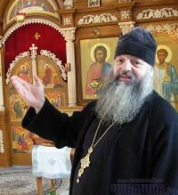 Настоятель чебоксарского Свято-Троицкого мужского монастыря архимандрит Василий (Паскье)