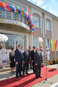 В Аликово открылся комфортабельный бизнес-инкубатор «Меркурий»