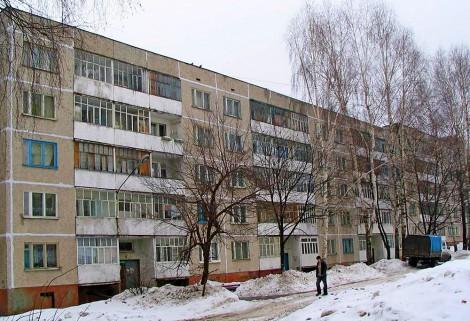 пр. Максима Горького, дом 12 Чебоксары