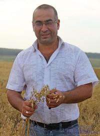Руководитель сельскохозяйственного кооператива «Нива» Красночетайского района В. Мурайкин