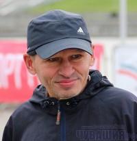 Неоднократный чемпион страны и республики, а ныне известный тренер Николай Чамеев