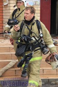 пожарный пожар пожарник