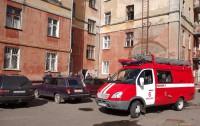 На улице Гайдара в Чебоксарах мальчик и девочка задохнулись в дыму