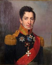 В. Боровиковский. «Портрет Кикина Петра Андреевича».
