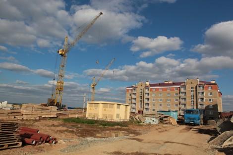 Новый город <br> Фото В. Иванова
