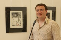 Выставка выпускника Академии художеств им. И. Репина Александра Федорова в Чебоксарах