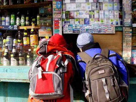 продажа алкоголя лицам детям не достигшим 18-летнего возраста