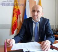 Глава администрации Цивильского района Сергей Артамонов