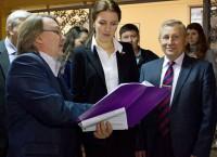 Депутат Алена Аршинова посетила Чебоксарский политехнический институт.