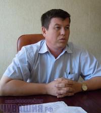 Директор ФГУП «Колос», кандидат сельскохозяйственных наук Эдуард Митрофанов.