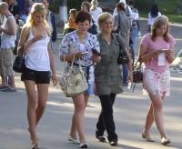 В Чебоксарах прошел XVI открытый фестиваль индустрии красоты «Золотая осень»