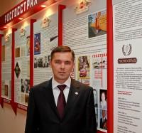 Директор Чувашского филиала РОСГОССТРАХ Алексей Пирожков.