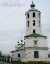 пугачевская башня цивильск троицкий собор