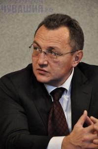 Гендиректор ОАО «Чувашторгтехника» Н. Хайрутдинов