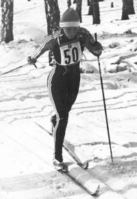 Надежда Шамакова – мастер спорта международного класса, победитель первенства 1976 г. среди девушек, чемпионка  СССР 1984 г., участница Олимпийских игр в Сараево.