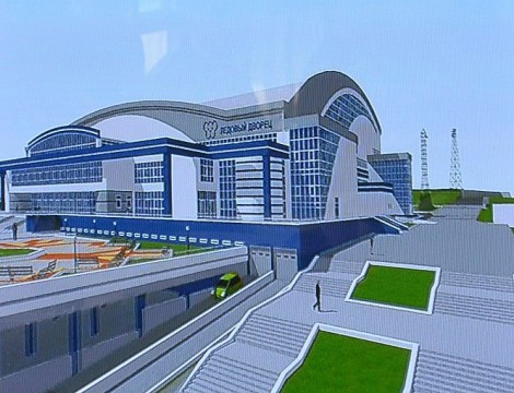 ледовый дворец олимпийский чебоксары