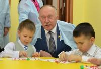 юрий попов на открытии детского сада детсада островок детства чебоксары