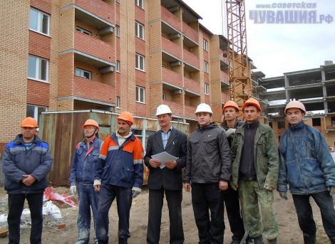 цивильск гагарина 37 бригада строителей строители