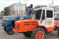 Кулибин XXI века самодельный трактор