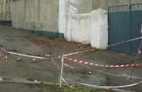 пивзавод янтарь аварийное здание ограждение
