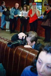 Чебоксарский фотограф Сергей Троегубов снялся в новой картине известного российского кинорежиссера Алексея Федорченко «Небесные жены луговых мари»