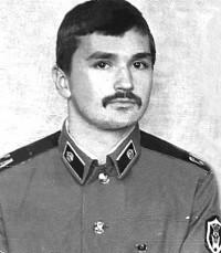Чебоксарец Илья Кузьмин, армейский друг дагестанца Абакара. Фото 70-х годов, из личного архива автора письма.