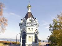 проект часовни в память бабушки первого русского царя из рода Романовых Марии Шестовой