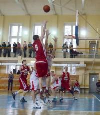 чгпу-бизон баскетбол