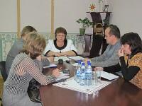 Пресс-конференция руководителя Госслужбы ЧР по конкурентной политике и тарифам А. Егоровой