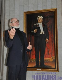 максим дормидонтович михайлов оперный фестиваль Николай Карачарсков