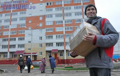 Многоквартирный дом по улице Советской, 63 в Новочебоксарске скоро примет новоселов.