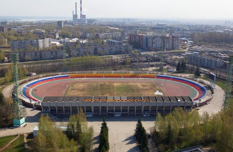 центральный стадион олимпийский чебоксары чувашия чемпионат европы по легкой атлетике 2015