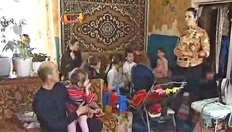 семья Элюковых