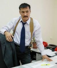 заместитель начальника УУР МВД по Чувашии полковник полиции Шарипжан Касанов