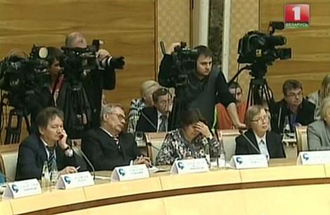 Пресс-тур российских журналистов в Белоруссию.