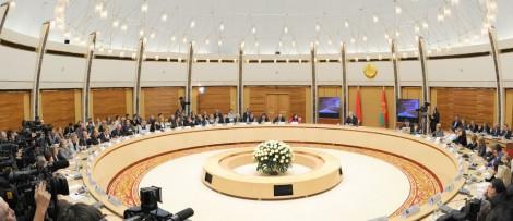 Встреча российских журналистов с Александром Лукашенко <br> Фото www.embassybel.ru