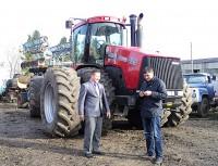 новый трактор фермер владимир иванов
