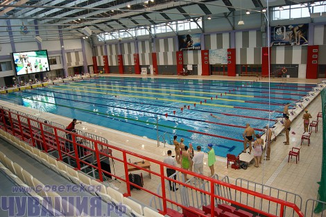 бассейн спорткомплекс