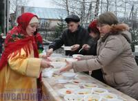 фестиваль капусты дегустация пикник стол под открытым небом