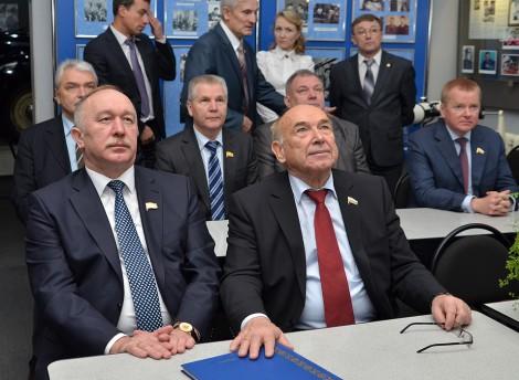 планетарий чебоксары юрий попов депутаты