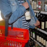вор кража супермаркет товар