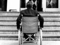 инвалид колясочник