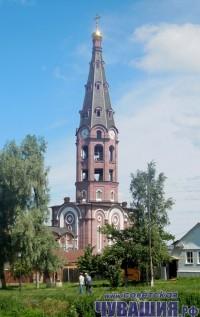 колокольня свято-троицкого